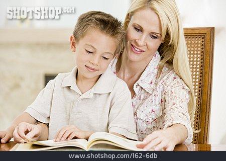 Mother, Together, Son, Storytelling