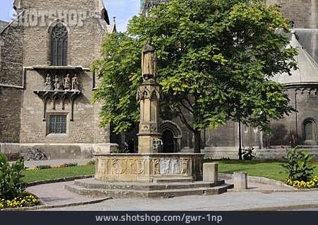 Statue, Naumburger Dom