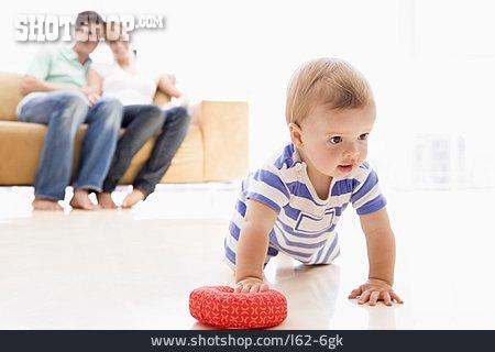 Baby, Domestic Life, Crawling