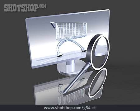 Cart, Shopping Cart, Online Shopping