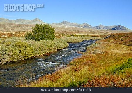 Plateau, Rondane National Park