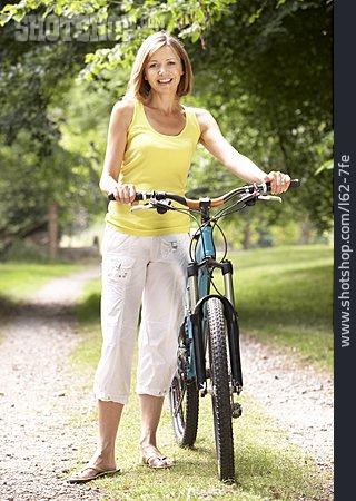 Woman, Cycling, Cycling Women