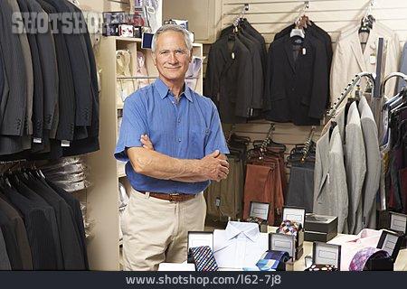 Sales Executive, Haberdasher, Vendor