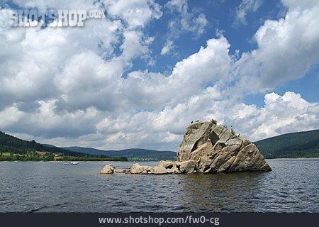 Lake, Schluchsee