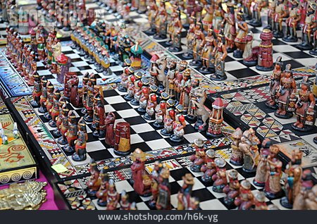 Crafts, Chess, South American Culture