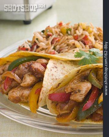 Tex-mex Cuisine, Tortilla, Fajita