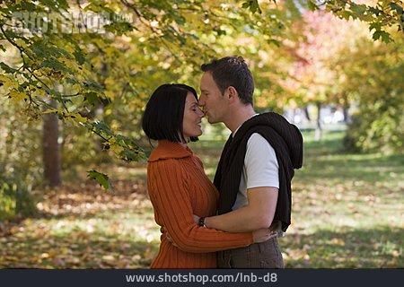 Love Couple, Affectionate, Walk