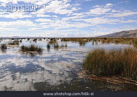 Lake, South America, Lake Titicaca