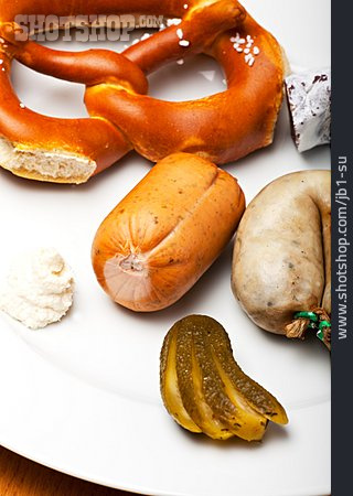 Bavarian Cuisine, Snack