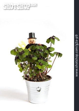 Four Leafed Clover, Lucky Charms