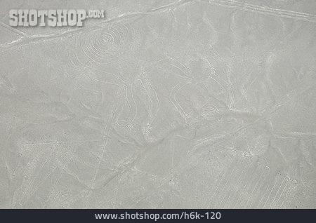Nazca Lines, Geoglyph, Geoglyph