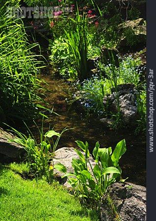Stream, Water