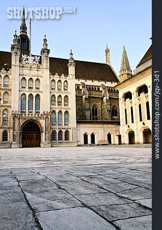 Museum, London, Guildhall