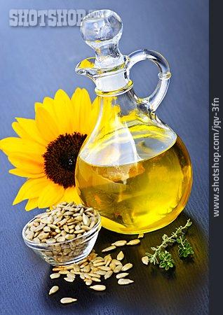 Sunflower Seeds, Oil, Sunflower Oil