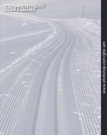 Trail, Ski Track