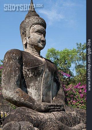 Buddha, Buddha Park, Xieng Khuan