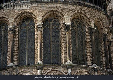 Church Window, Bonner Minster