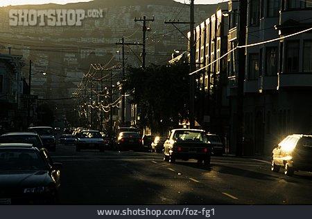 San Francisco, Road Traffic