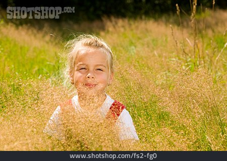 Girl, Outdoor