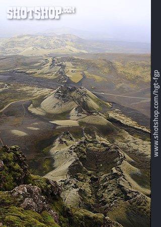 Iceland, Volcano, Laugavegur