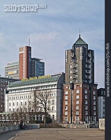 Hotel, Hotel Harbour Hamburg