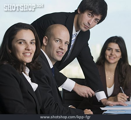 Meeting, Business Person, Staff