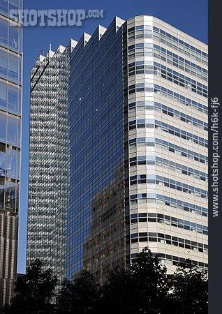Office Building, Skyscraper, New York City