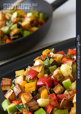 Vegetable Pan