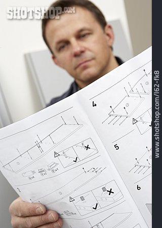 Reading, Instructions, Instruction, Installation Plan
