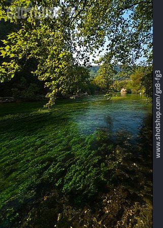 River, Sorgue