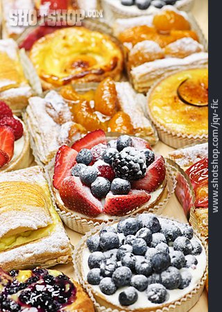 Fruit Tart, Danish