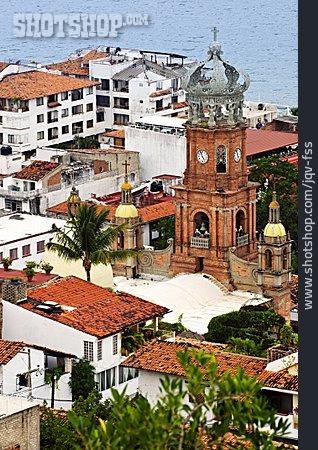 Mexico, Puerto Vallarta, Nuestra Senora De Guadalupe