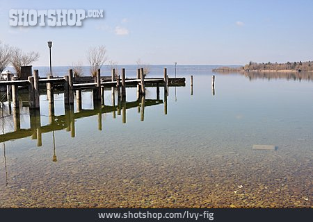 Pier, Ammersee