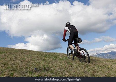 Cyclists, Mountain Bike, Cycling