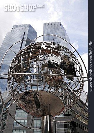 Globe, Time Warner Center