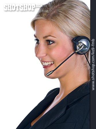 On The Phone, Hotline, Phone Operator