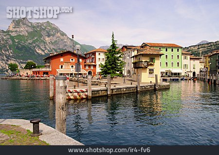 Lake Garda, Nago-torbole
