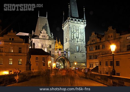 Prague, Charles Bridge