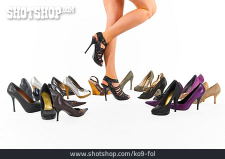 Heels, Shoe Buying, Shoe Selection