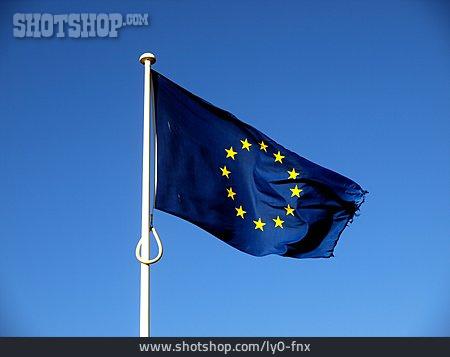 Flag, Europe Flag