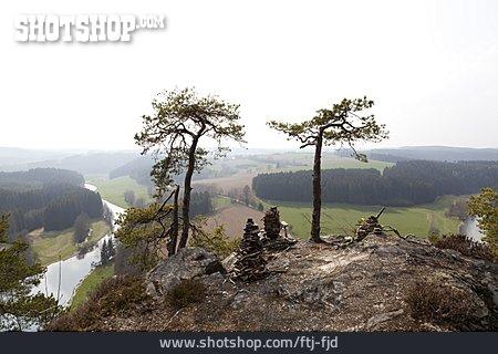Franconia, Upper Franconia, Saale Valley