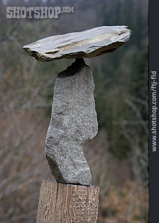 Stone, Balance, Trailblazing