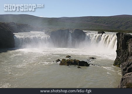Waterfall, Godafoss