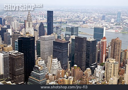 Skyline, New York, Manhattan