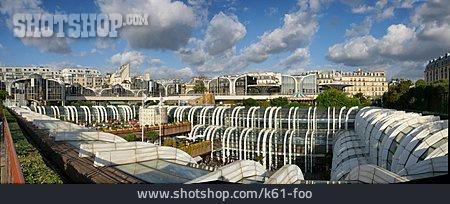 Paris, Quartier Les Halles, Forum Des Halles