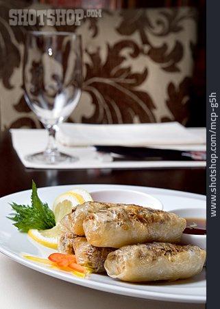 Asian Cuisine, Restaurant, Dish