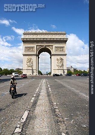 Arc De Triomphe, Paris, Arc De Triomphe