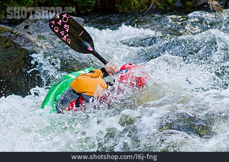 Extreme Sports, Paddling, Rafting