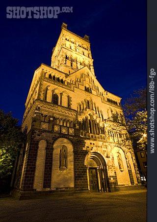 Church, St. Quirinus, Quirinus Muenster