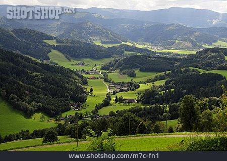 Black Forest, Valley, Baden Wurttemberg, Ibental, Unteribental